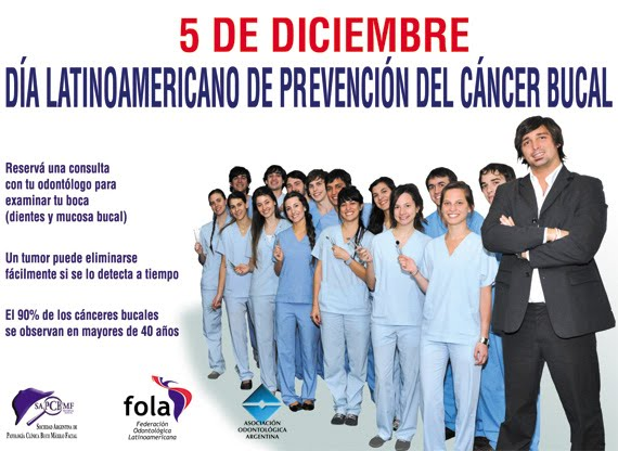 cancer bucal dia