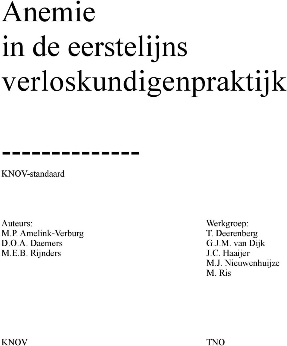 anemie kaart knov hpv pregnancy vaccine