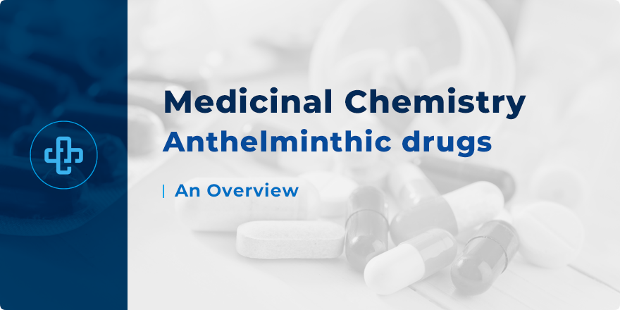anthelmintic drugs chemical