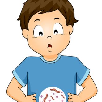 Parazitii intestinali provoaca tuse, Paraziţii intestinali pot cauza tuse seacă, iritativă!