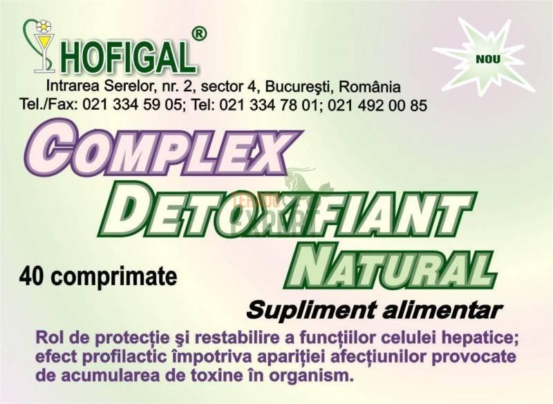 hofigal complex detoxifiant natural