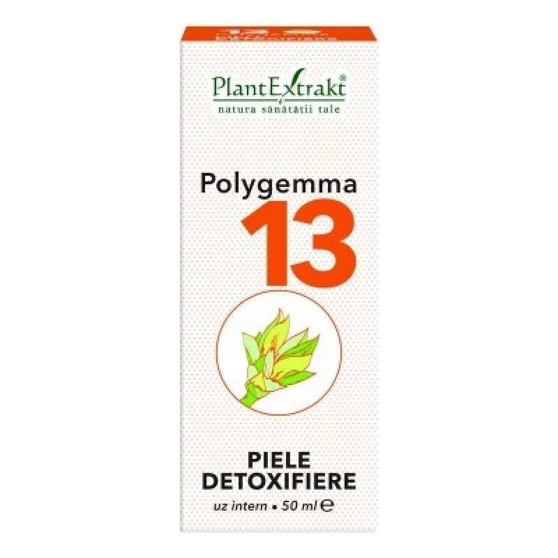 plantextrakt polygemma máj