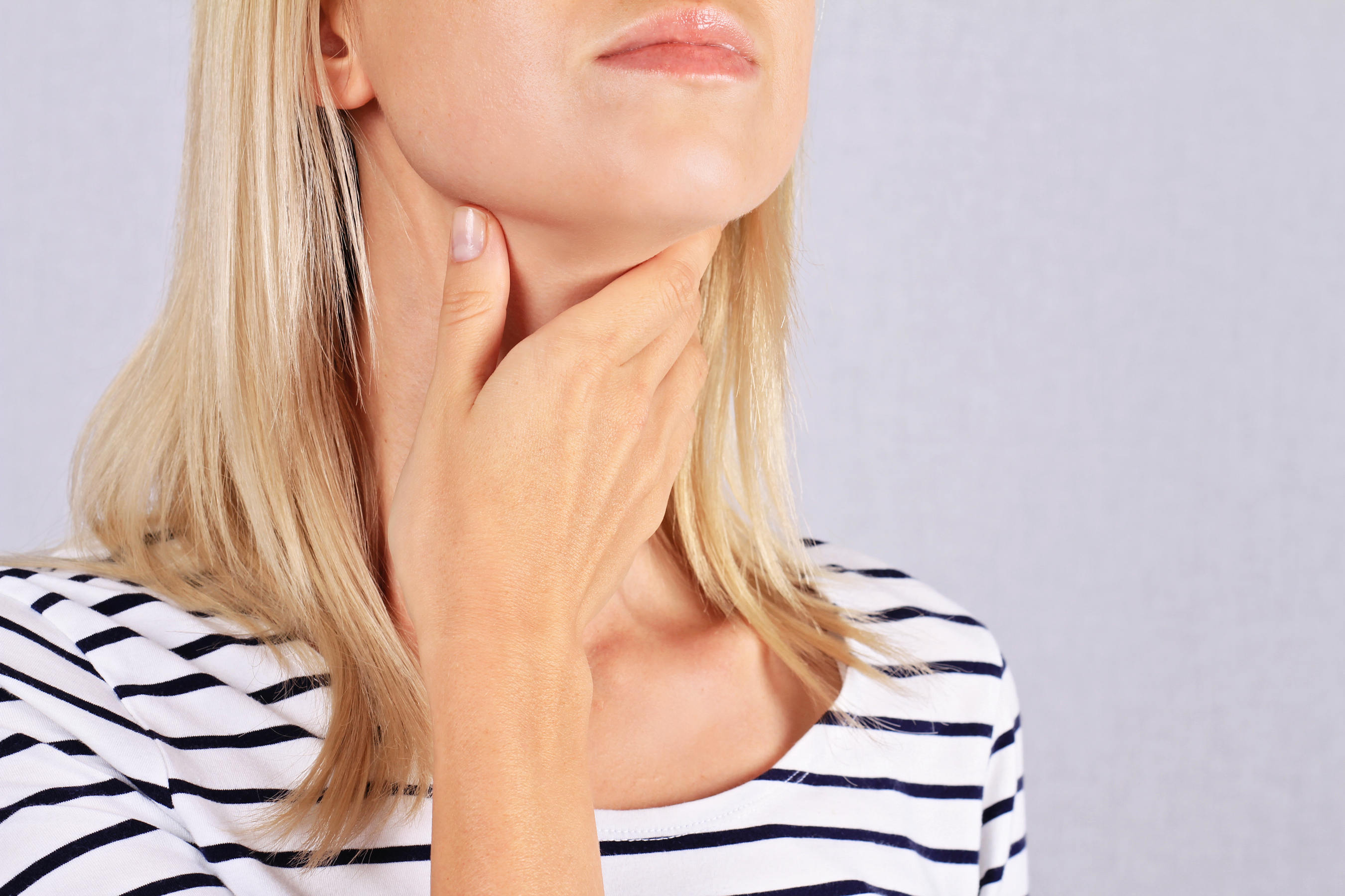 papillary thyroid cancer signs and symptoms yaourt bacterie