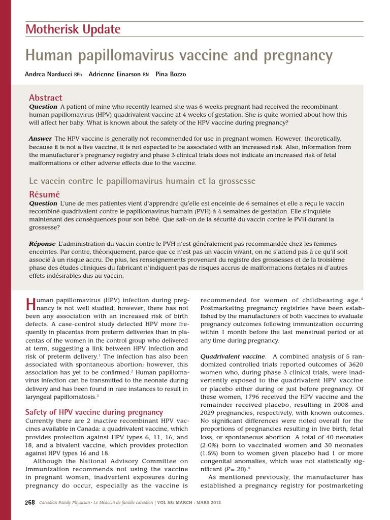 papillomavirus humain complications leacuri pentru oxiuri