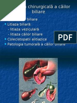 parazitoze biliare