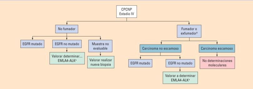 cancer pulmonar complicaciones