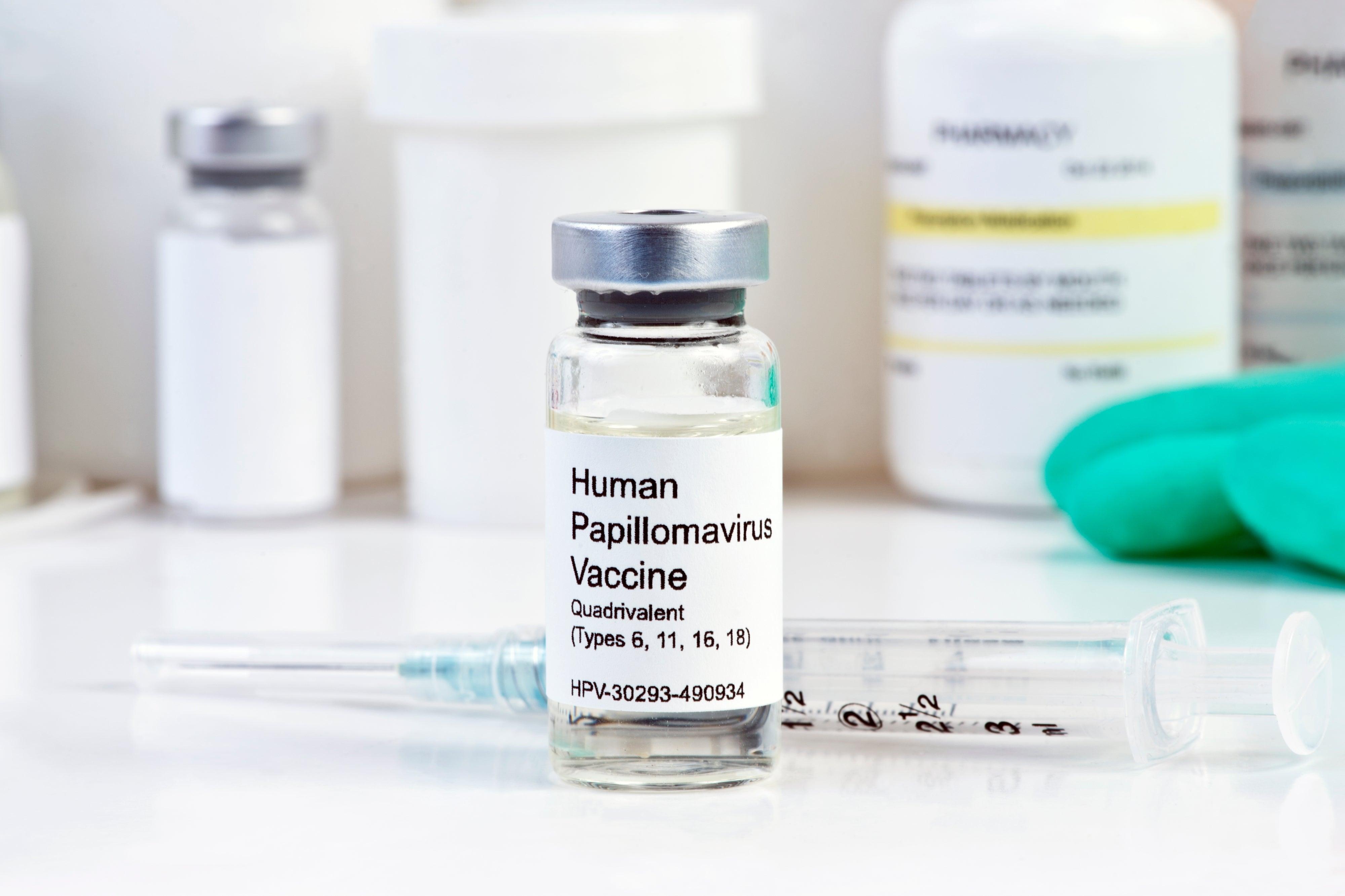 papiloma virus humano vacuna