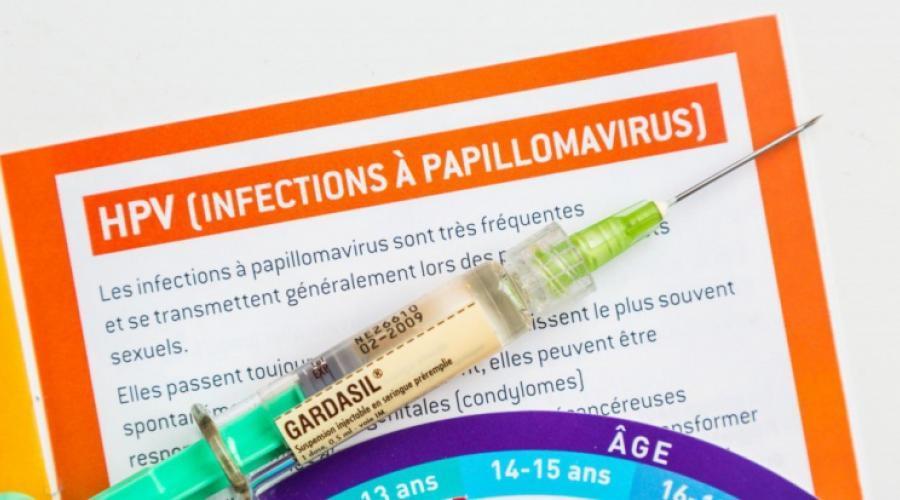 transmission papillomavirus accouchement