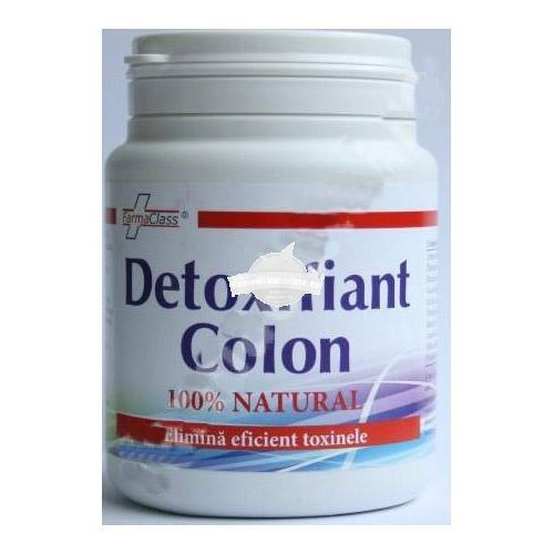 detoxifiere colon tratament