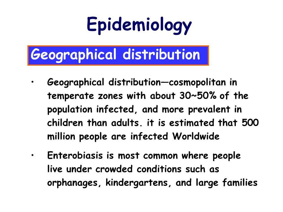 enterobiasis incidence papiloma humano origen