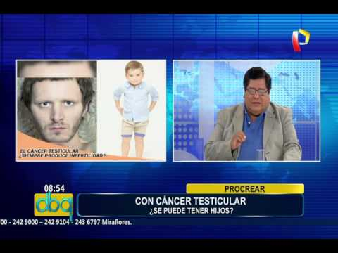 cancer testicular puede tener hijos papilloma excision eyelid