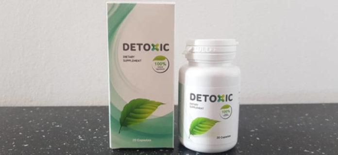 detox pastile paraziti