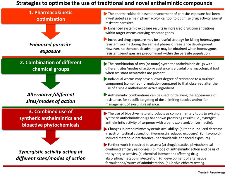 definition of anthelmintic in animals