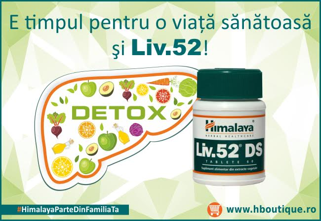 detoxifiere cu liv 52