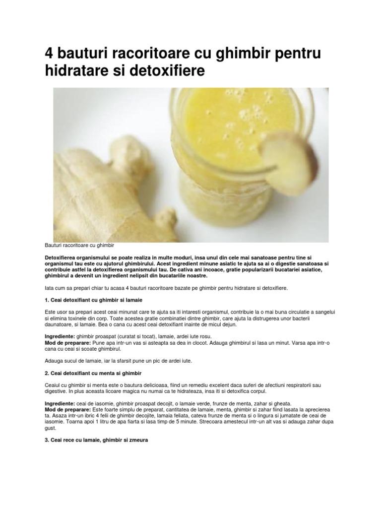 Dieta Detox | 10 retete pentru o detoxifiere sanatoasa