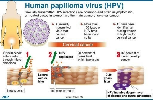 hpv cervical cancer strains che cose il papilloma virus