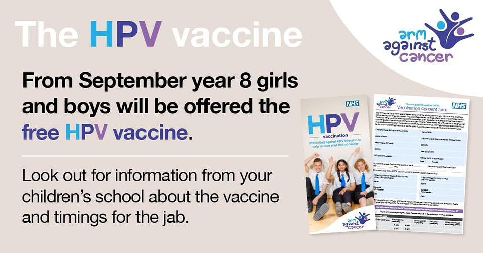 hpv immunisation nhs detoxifierea organismului retete