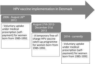 human papillomavirus vaccination cohort study papillomavirus ist ou mst