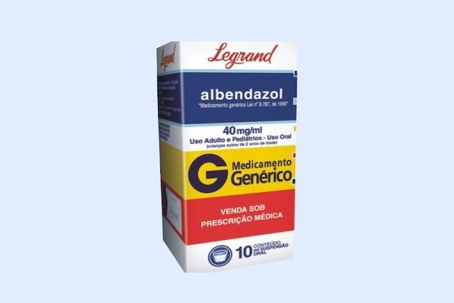 Prevenirea viermilor decaris + mebendazol