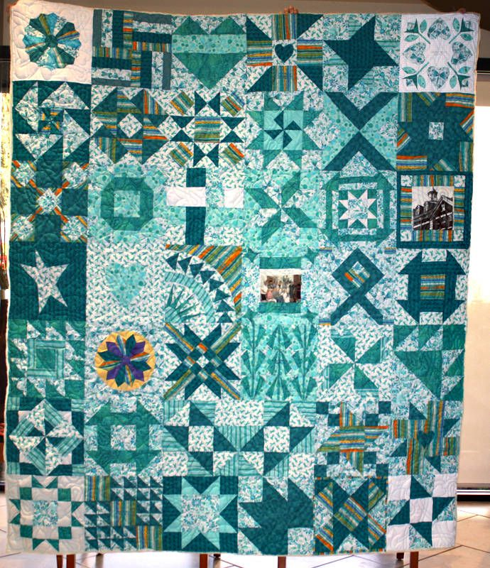 ovarian cancer quilt how to cure hpv throat cancer