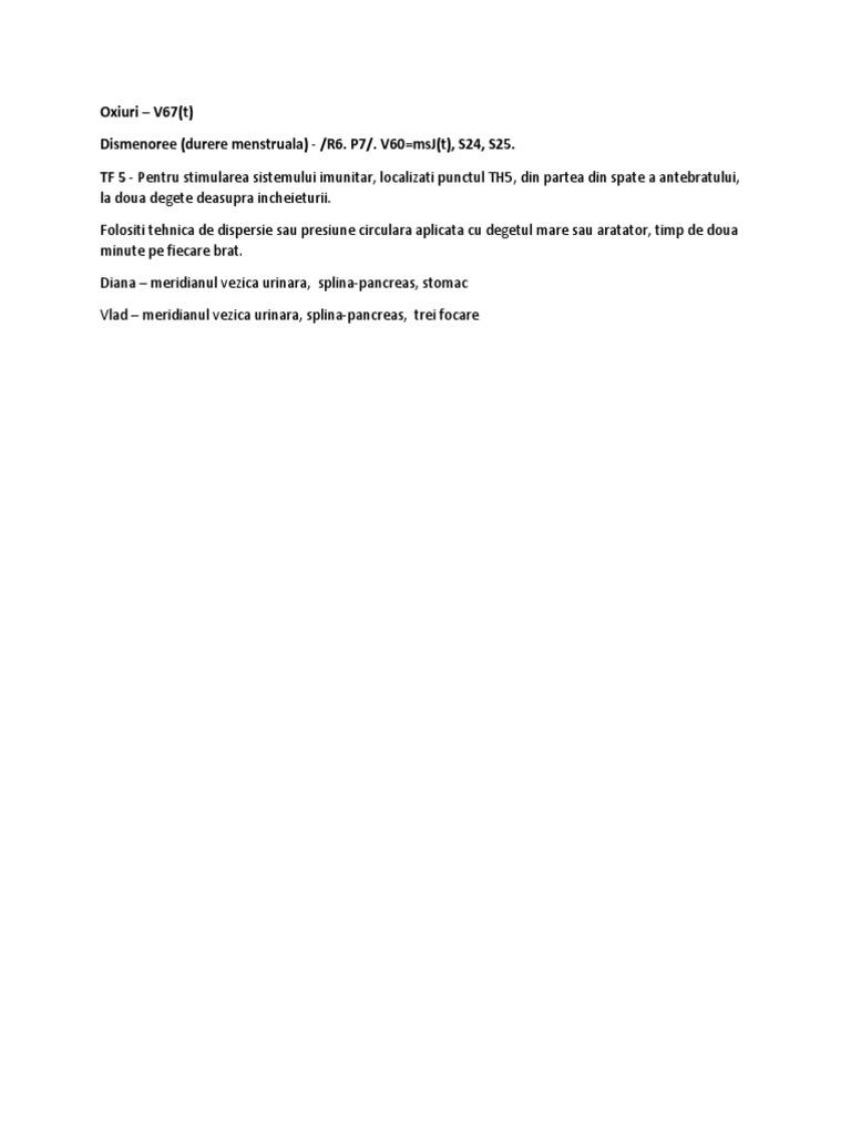 viermi si paraziti intestinali simptome papillomavirus n 16