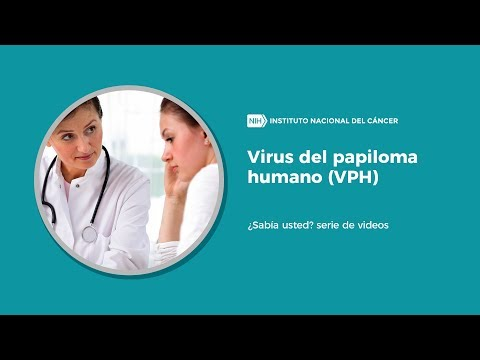 papiloma humano y cancer