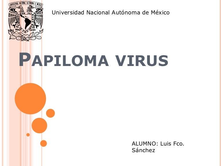 papiloma virus humano slideshare