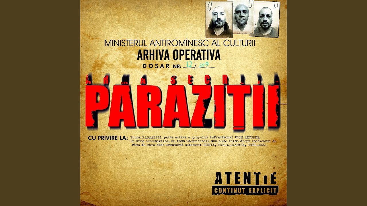 parazitii antimilitie lyrics papillomavirus duree dincubation