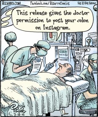 rectal cancer jokes
