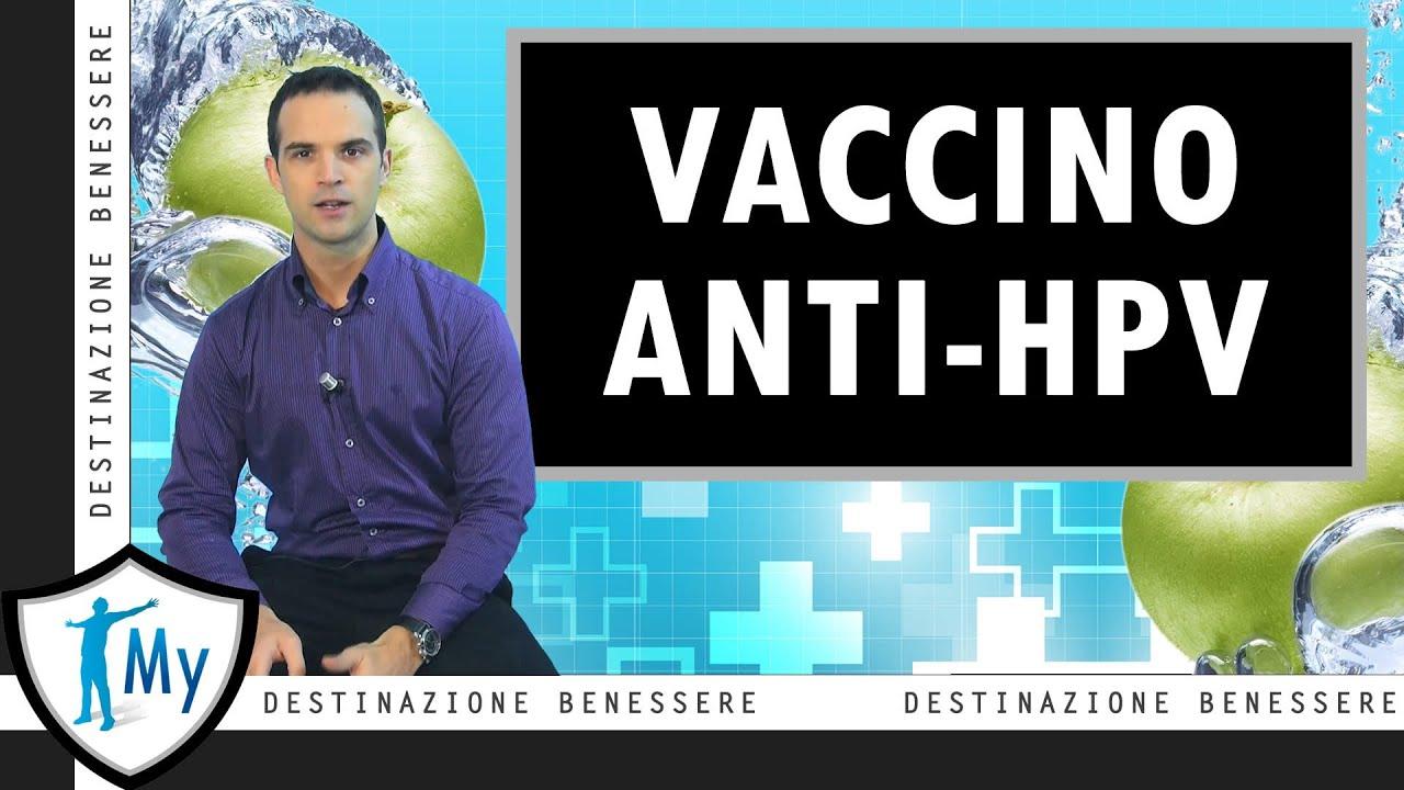 vaccino papilloma virus prima dei rapporti