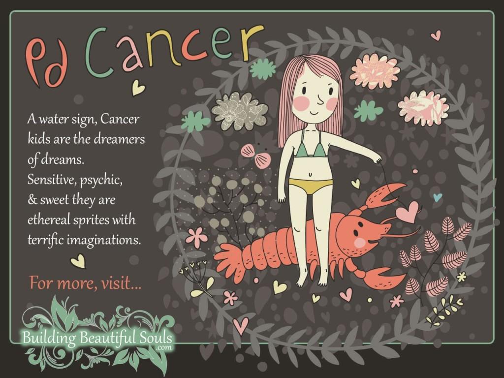 zodiak cancer vemale