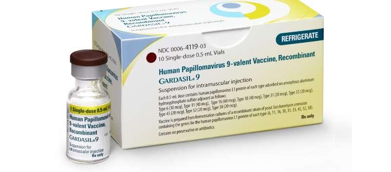 human papillomavirus vaccine hcpcs virusi digestivi