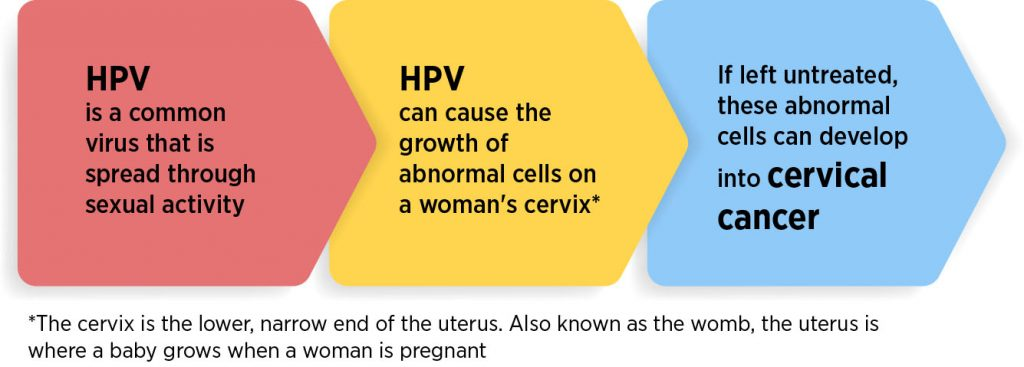 cervical cancer human papillomavirus (hpv) and hpv vaccines helmintox sirups