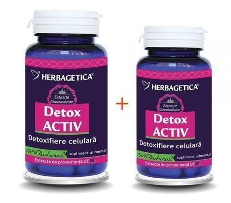 detox activ farmacia tei