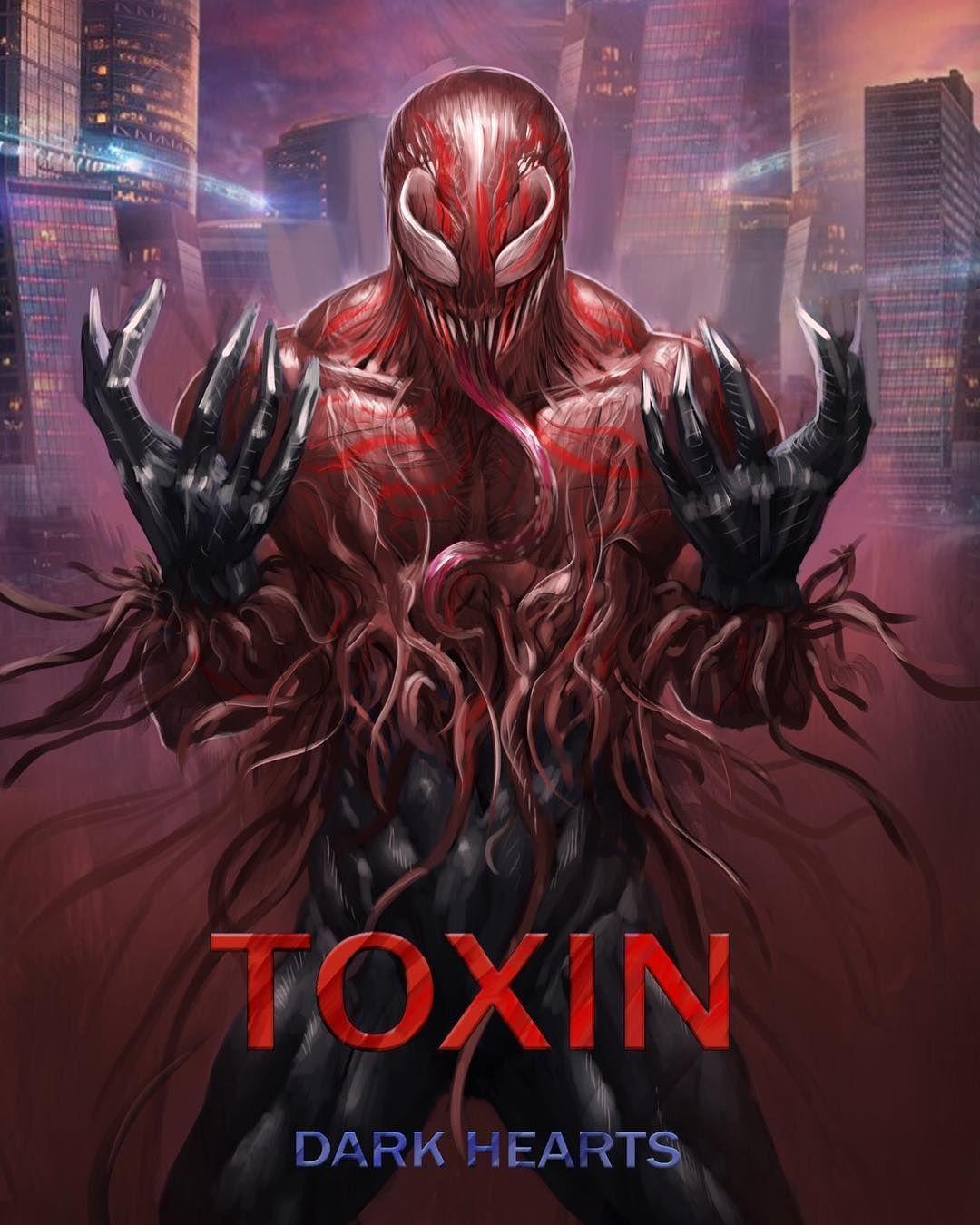 toxine marvel
