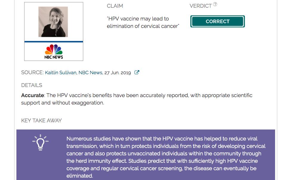 cervical cancer hpv vaccine papiloma laringeo y pulmonar