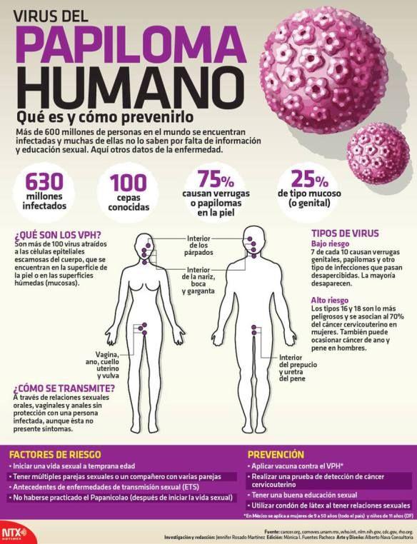 papiloma ano mujer bacterie of virus