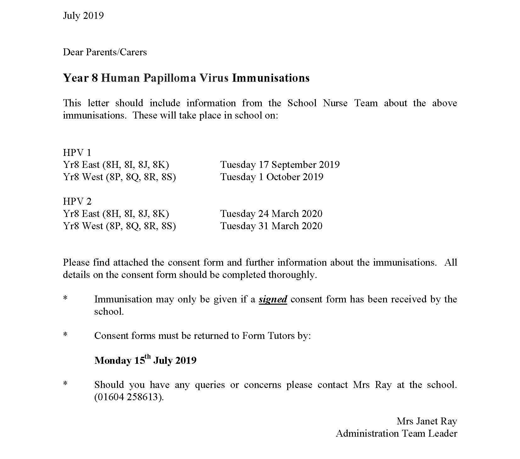 nhs hpv consent form genitali papilloma virus
