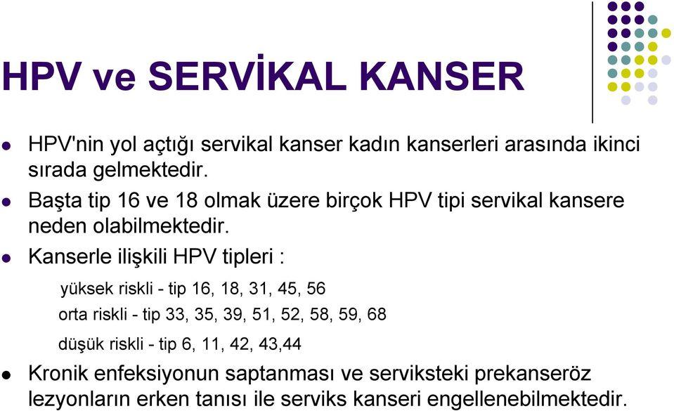 hpv pozitif tedavisi