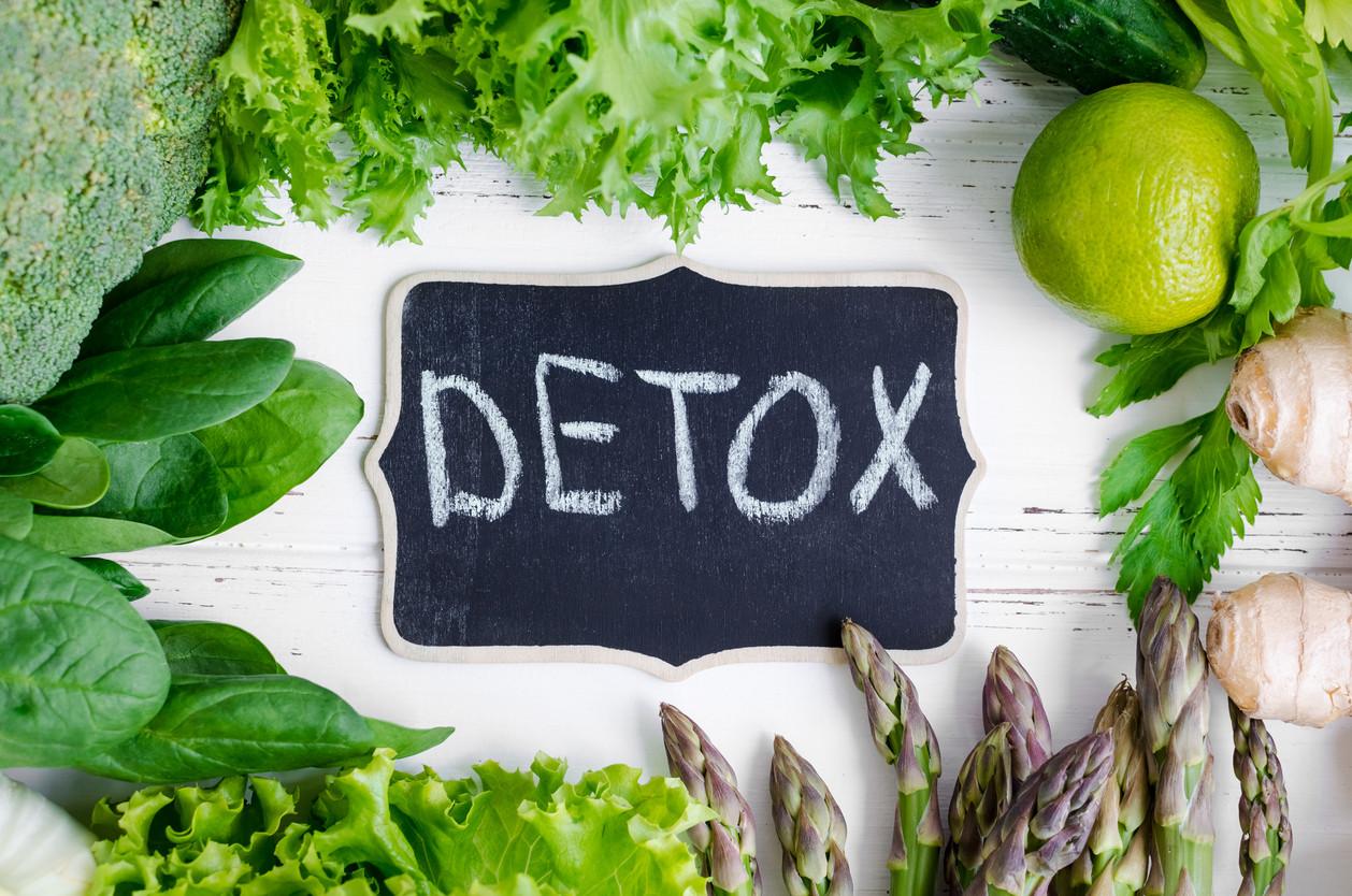 Totul despre Detox: Detoxifierea organismului pe cale naturala -