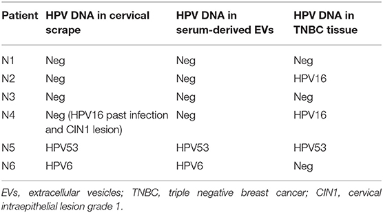 hpv in breast cancer