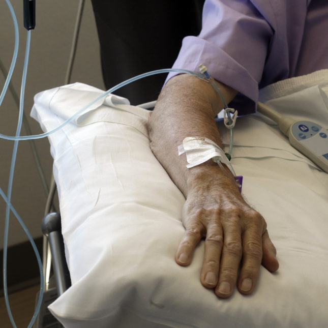 cancer aggressive chemotherapy hpv skin rash on arms and torso