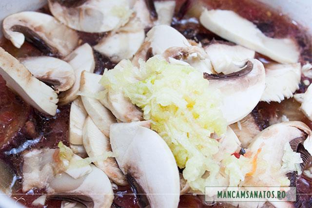 Ciuperci, fierte - beneficii, calorii și compoziție nutritivă