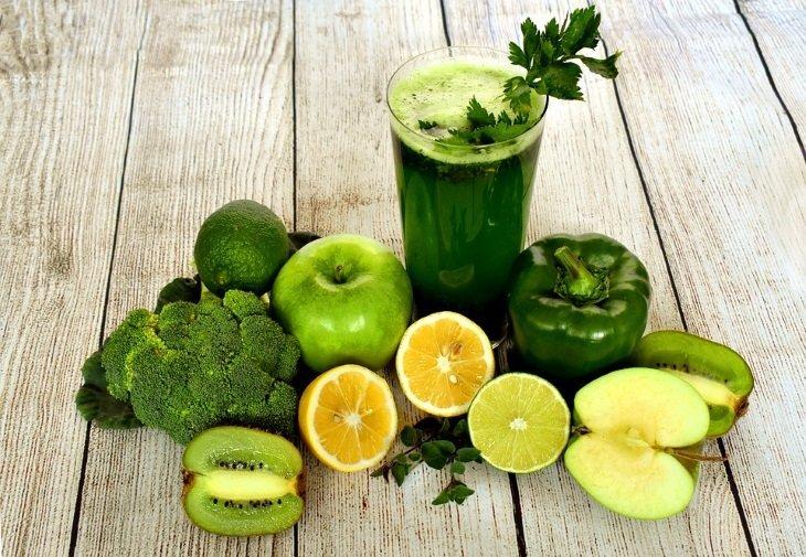 cura de detoxifiere smoothie