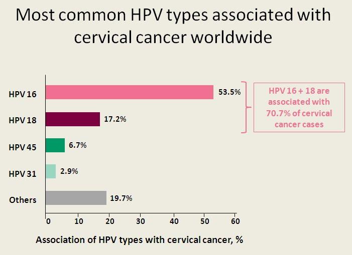 hpv cancer types tricou parazitii betiv