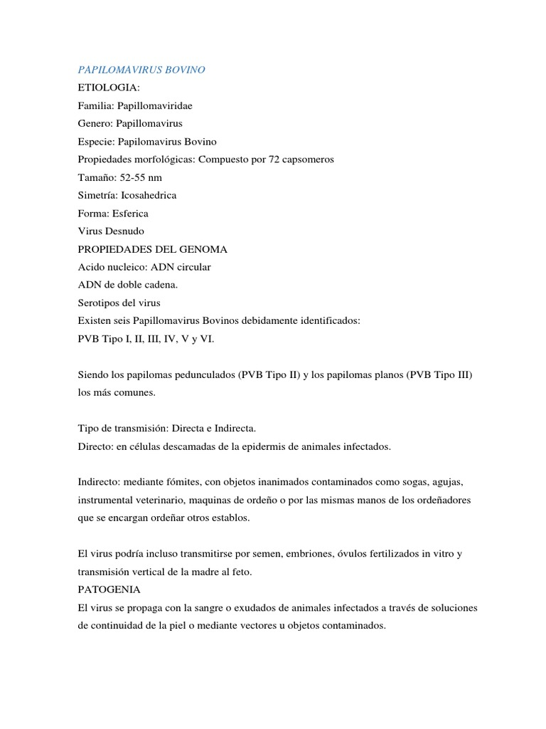 papilomatosis bovina transmision papillon zeugma all inclusive concept