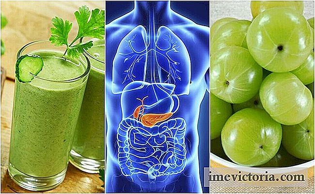 detoxifierea pancreasului natural detoxifiere herbalife