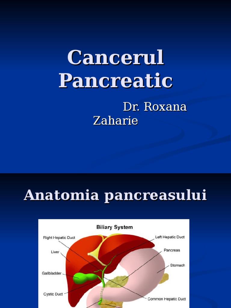 cancerul pancreatic definitie