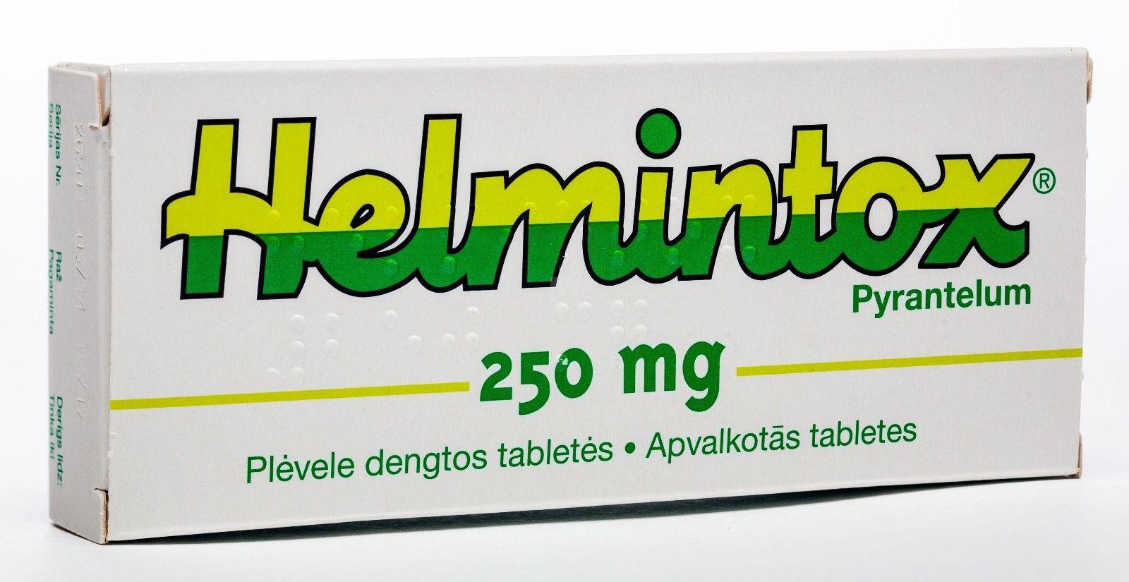 Helmintox sirop