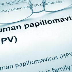 presenza di dna di papilloma virus umano (hpv)